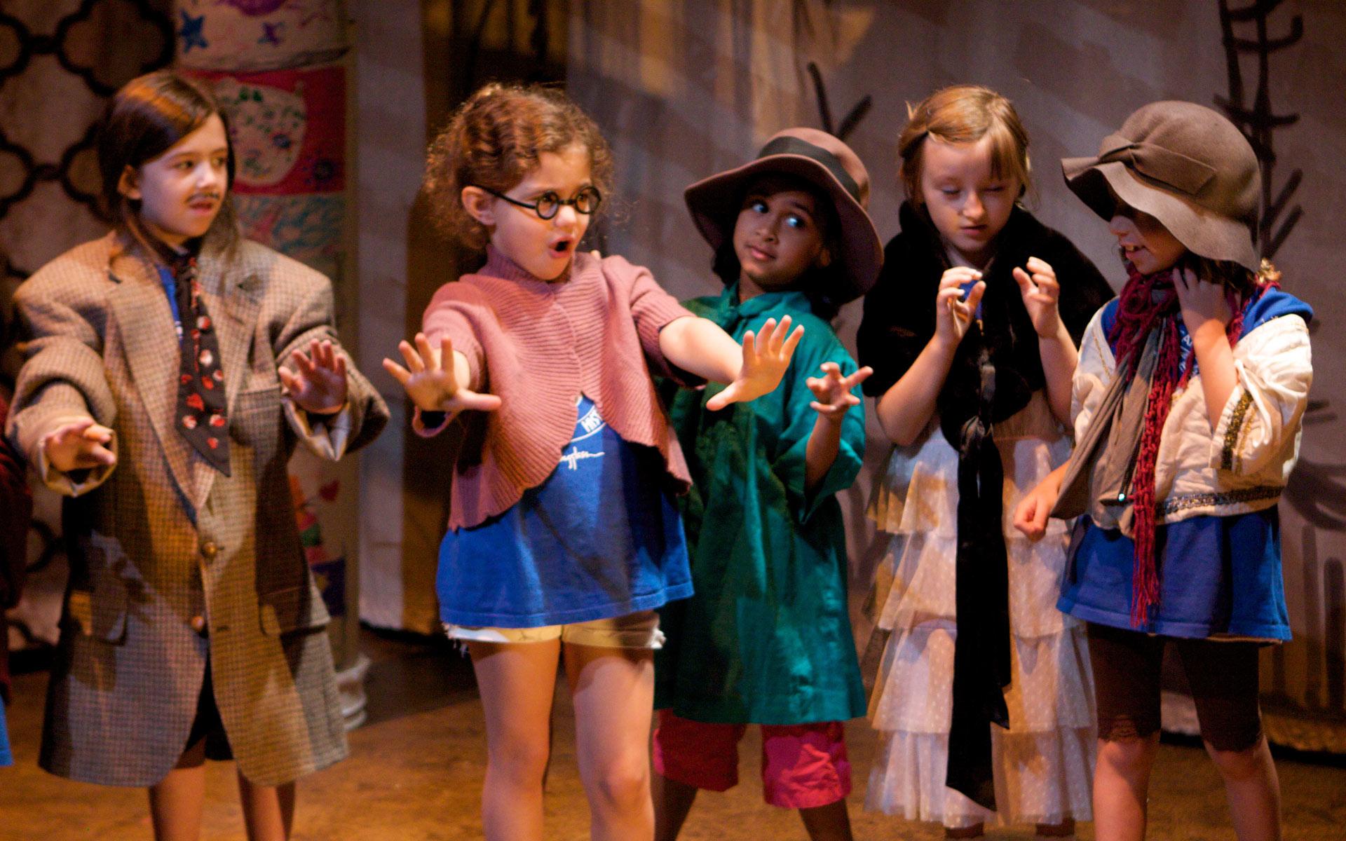 support children's theatre - HD1920×1200